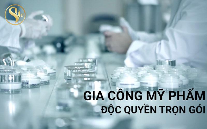 gia cong my pham